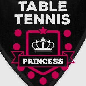 table tennis princess Women's T-Shirts - Bandana