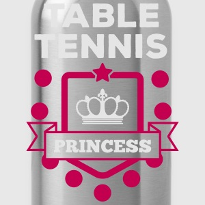 table tennis princess Women's T-Shirts - Water Bottle
