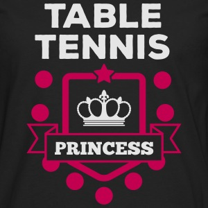 table tennis princess Women's T-Shirts - Men's Premium Long Sleeve T-Shirt