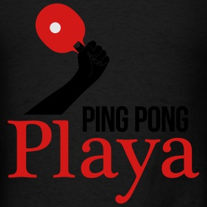 ping pong player Tanks - Men's T-Shirt