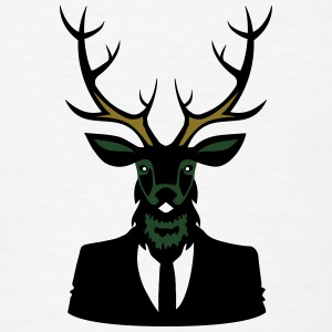 deer head Phone & Tablet Cases - Men's T-Shirt