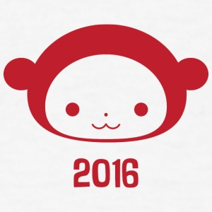 Year of the Monkey 2016 Baby One Piece - Men's T-Shirt