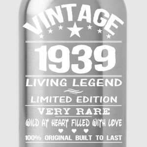 VINTAGE 1939 T-Shirts - Water Bottle