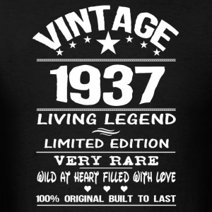 VINTAGE 1937 Hoodies - Men's T-Shirt