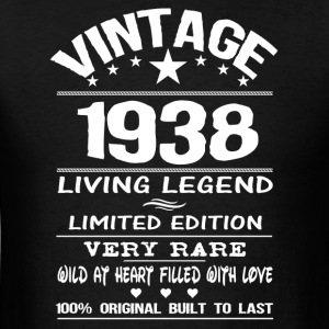 VINTAGE 1938 Hoodies - Men's T-Shirt