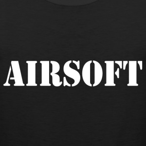 Airsoft T-Shirts - Men's Premium Tank