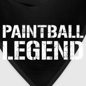 Paintball Legend Hoodies - Bandana
