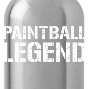Paintball Legend Hoodies - Water Bottle