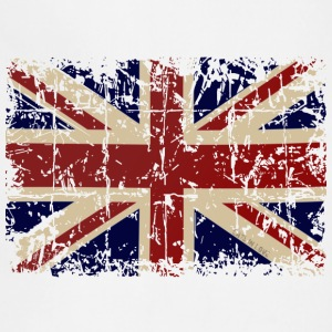 Union jack T-Shirts - Adjustable Apron