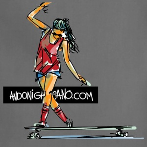 Longboard Dance T-Shirts - Adjustable Apron