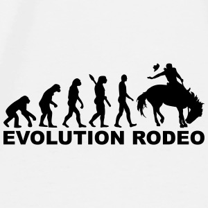 Evolution Rodeo Mugs & Drinkware - Men's Premium T-Shirt