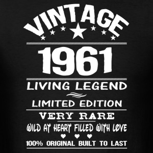 VINTAGE 1961 Hoodies - Men's T-Shirt