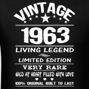VINTAGE 1963 Hoodies - Men's T-Shirt