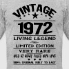 VINTAGE 1972 T-Shirts - Men's T-Shirt by American Apparel