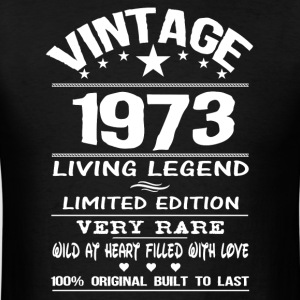 VINTAGE 1973 Hoodies - Men's T-Shirt