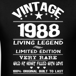 VINTAGE 1988 Hoodies - Men's T-Shirt