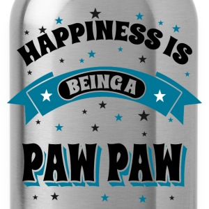 Paw Paw To Be T-Shirts - Water Bottle