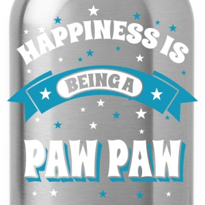 Paw Paw To Be Hoodies - Water Bottle