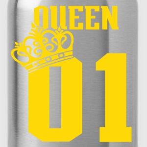 QUEEN-01  - Water Bottle