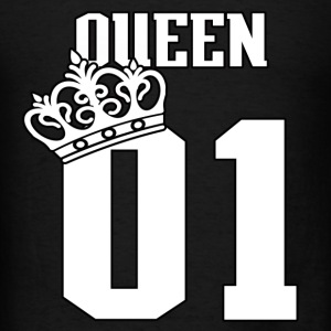 QUEEN 01 - Men's T-Shirt