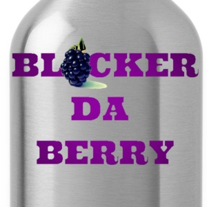 Blacker the berry - Water Bottle