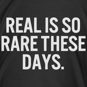 REAL IS SO RARE  Bottoms - Men's Premium T-Shirt