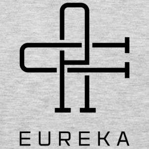 Eureka Californian Monogram - Men's Premium Long Sleeve T-Shirt