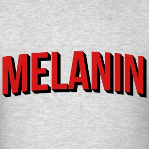 Melanin Long Sleeve Shirts - Men's T-Shirt