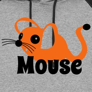 mouse - Colorblock Hoodie