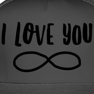 I Love You Forever T-Shirts - Trucker Cap