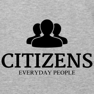 Citizens Sweaters Premium Design Black - Baseball T-Shirt