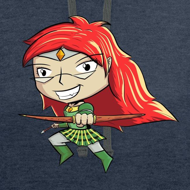 """""""Bowgirl"""" Women's T-Shirt"""