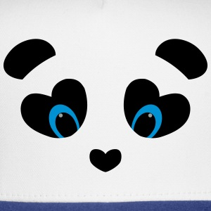 panda transparent Phone & Tablet Cases - Trucker Cap
