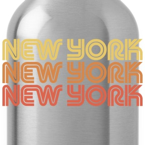 New York Vintage - Water Bottle