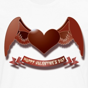 Happy Valentine's Day Women's T-Shirts - Men's Premium Long Sleeve T-Shirt