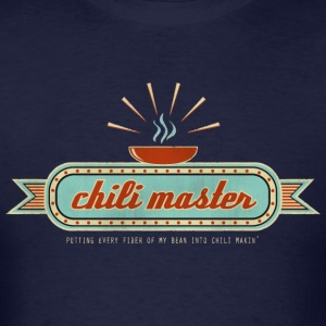 Chili Master Retro - Men's T-Shirt