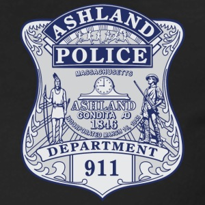 Ashland Massachusetts Police - Men's Premium Long Sleeve T-Shirt
