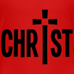 Christ Cross Kids' Shirts - Toddler Premium T-Shirt