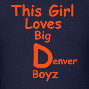 Denver Football Fans - Men's T-Shirt