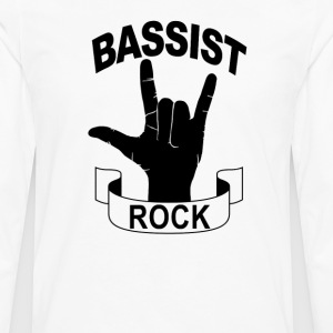 bassist_rock - Men's Premium Long Sleeve T-Shirt