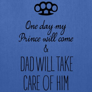 One day my prince.. Hoodies - Tote Bag
