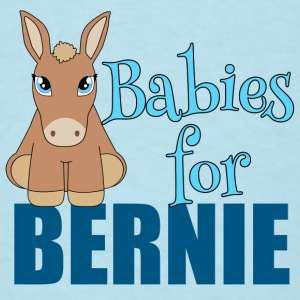Babies for Bernie Sanders - Men's T-Shirt