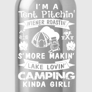 LOVE CAMPING - Water Bottle