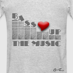 equalizer-bassup Hoodies - Men's T-Shirt