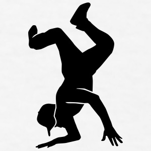 Breakdance Mugs & Drinkware - Men's T-Shirt