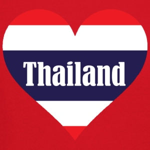 I love Thailand Women's T-Shirts - Crewneck Sweatshirt