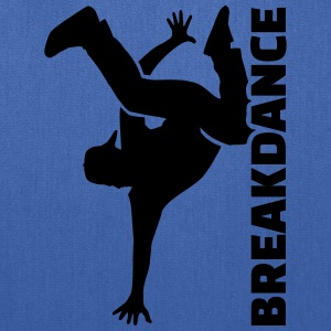Breakdance T-Shirts - Tote Bag