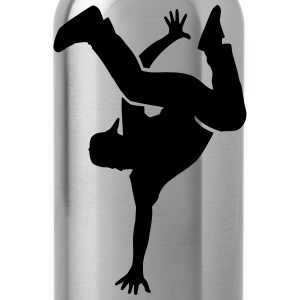 Breakdance T-Shirts - Water Bottle