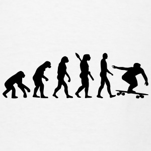 Evolution Longboard Mugs & Drinkware - Men's T-Shirt