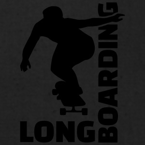 Longboarding Mugs & Drinkware - Eco-Friendly Cotton Tote